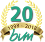 2018 20Jahre bvm Logo png
